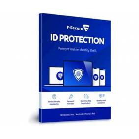 F-Secure ID Protection (1 year, 5 devices)