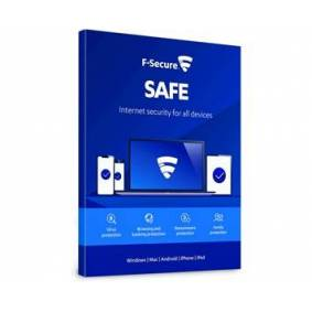 F-Secure SAFE Attach 1 år 5 enheter