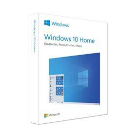 Microsoft Win 10 Home 32/64-bit USB (NO)