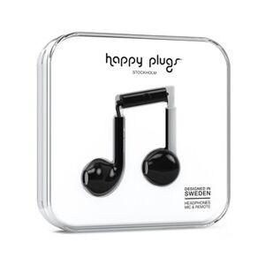 Sony Ericsson Happy Plugs Earbud Plus - Black