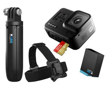 Sony Ericsson GoPro Hero 8 Black Bundle