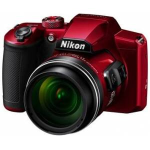 Nikon Coolpix B600 - Red