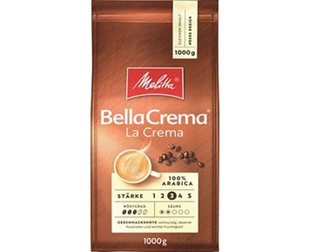Melitta Kaffe Bella Crema