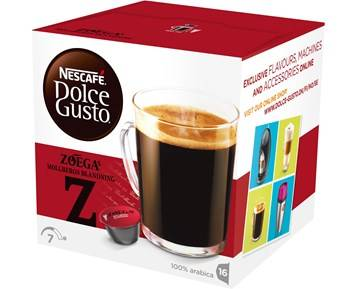 Sony Ericsson Dolce Gusto Zoegas Mollbergs