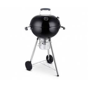 Sony Ericsson Austin and Barbeque AABQ 47 cm Round Charcoal
