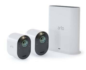 Sony Ericsson Arlo Ultra 4K - 2 Wire-Free Cameras VMS5240