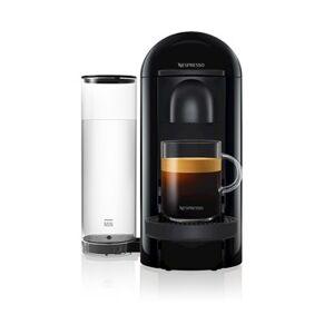 Nespresso Krups Vertuo Plus Deluxe Black