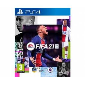Sony Ericsson PS4 FIFA 21 inkl. PS5-version