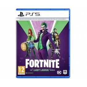 Sony Ericsson PS5 Fortnite The Last Laugh