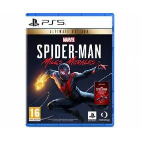 Sony Ericsson PS5 Marvel's Spider-Man: Miles Morales Ultimate Edition