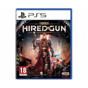 Sony Ericsson PS5 Necromunda: Hired Gun