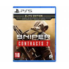 Sony Ericsson PS5 Sniper Ghost Warrior Contracts 2