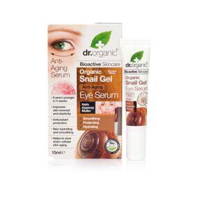 Dr. Organic Dr.Organic Snail gel eye serum 15 ml