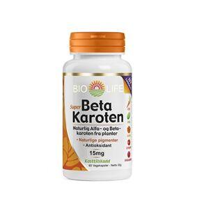 Bringwell Bio Life Betakaroten 15 mg