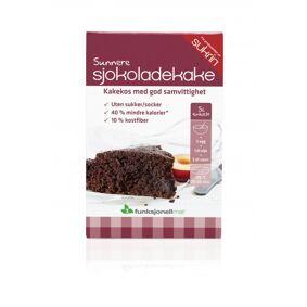 Funksjonell Mat Sjokoladekake Lavkarbo