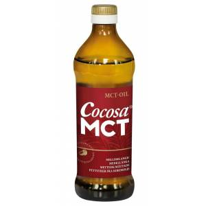 Soma Nordic Cocosa MCT Energy Oil 500 ml