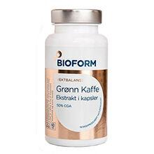 Bioform Grønn Kaffe m/konjac