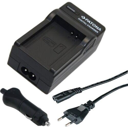 JVC GR-D270 Batterilader for JVC BN-VF707, BN-VF714, BN-VF733 DEPT1528 (Kan sendes i brev)