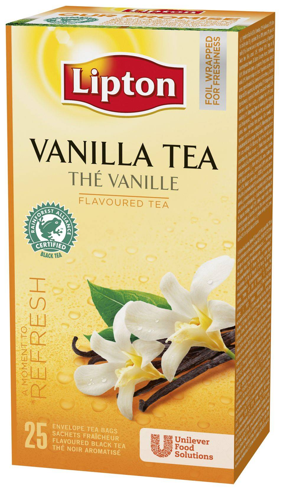Lipton 18691201 Lipton Te vanilje (25) (Kan sendes i brev)