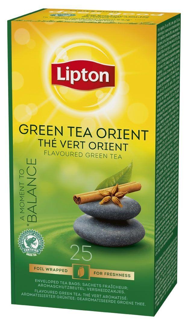 Te 15871501 Te LIPTON grønn orient (25) (Kan sendes i brev)