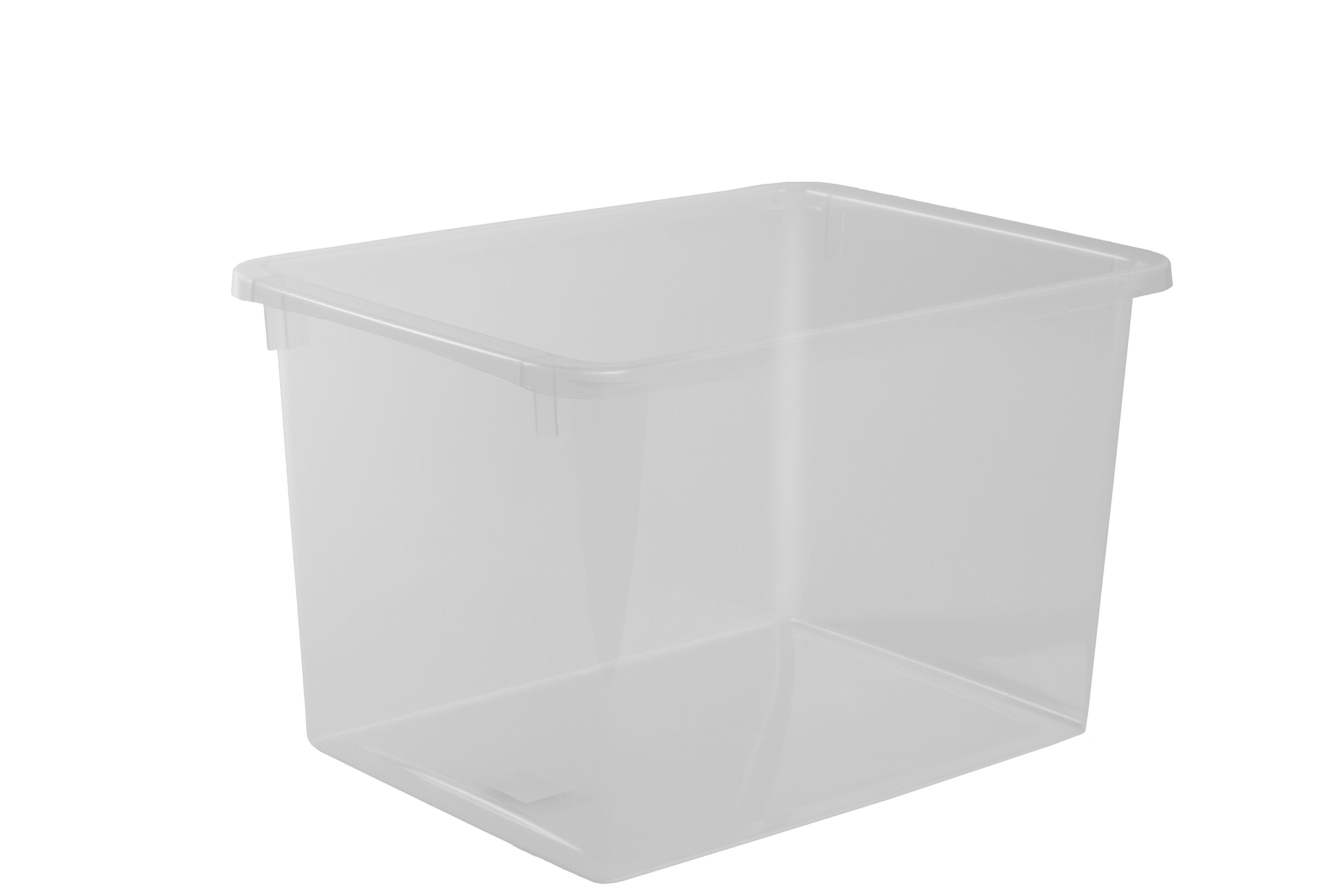 Store 7820-0500 Store IT Oppbevaringsboks transparent 20L