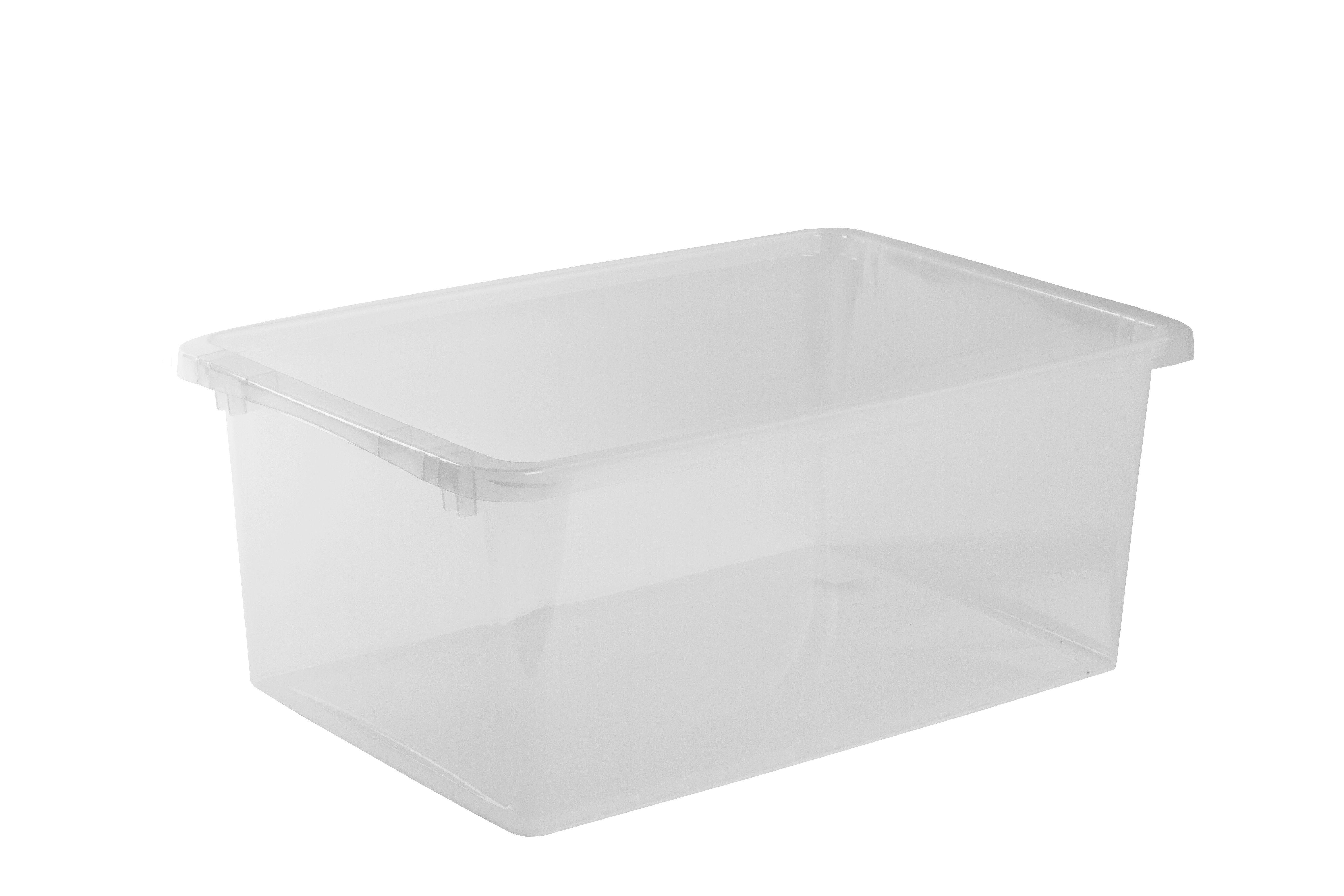 Store 7840-0500 Store IT Oppbevaringsboks transparent 40L
