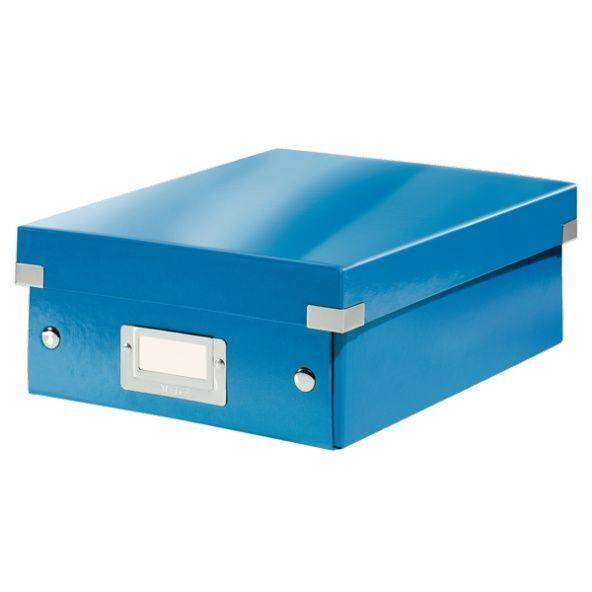 Sorteringsboks 60570036 Sorteringsboks Click & Store WOW S blå