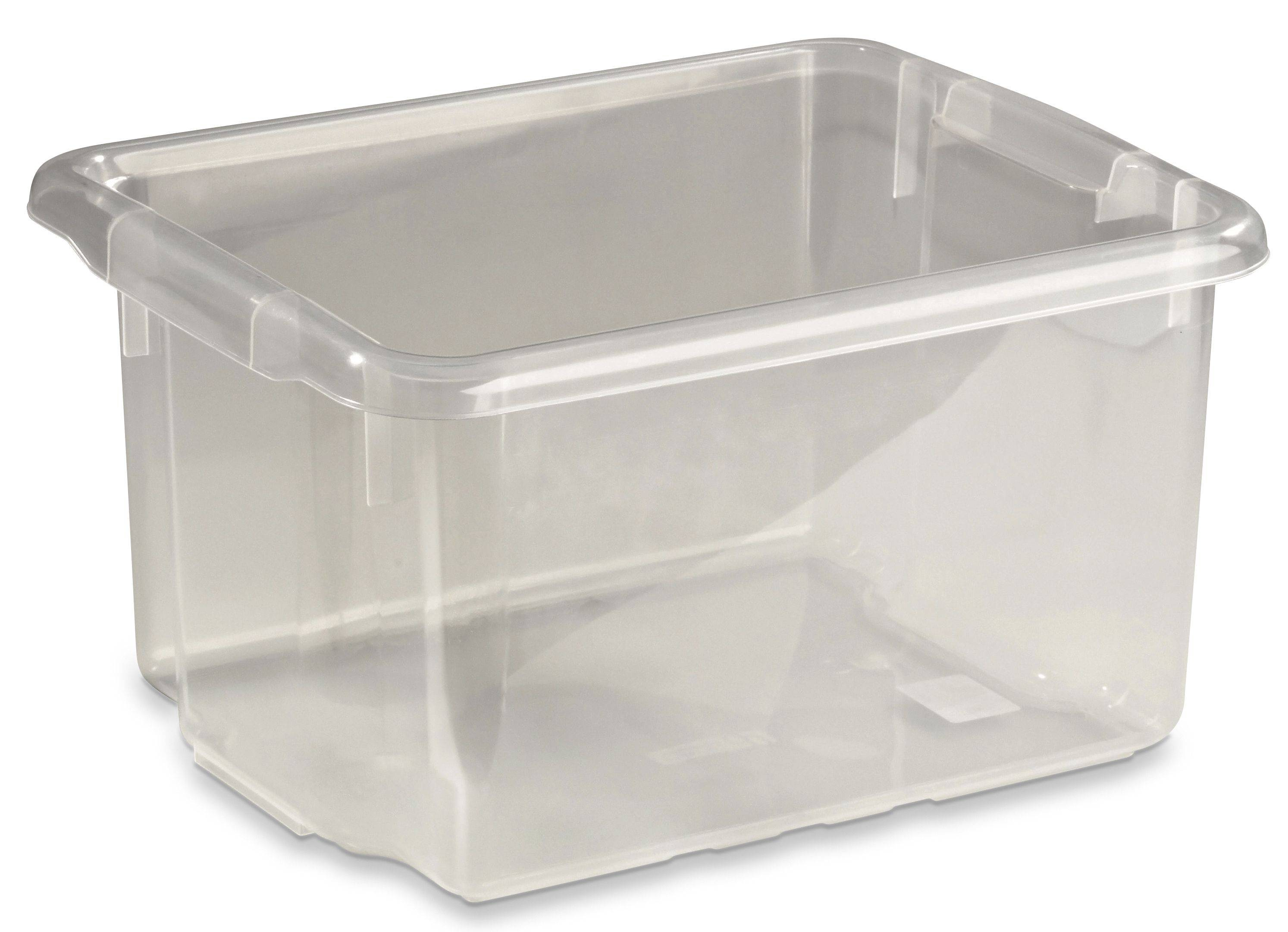 Oppbevaringsboks 7150-0500 Oppbevaringsboks 15l transparent