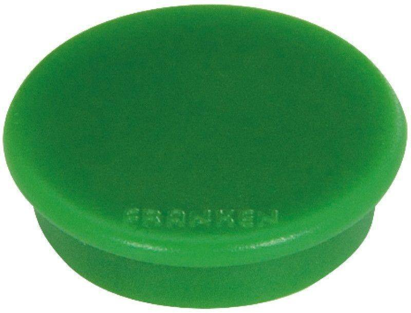 FRANKEN HM20 02 FRANKEN magnet 24mm HM20 02 grønn (Kan sendes i brev)