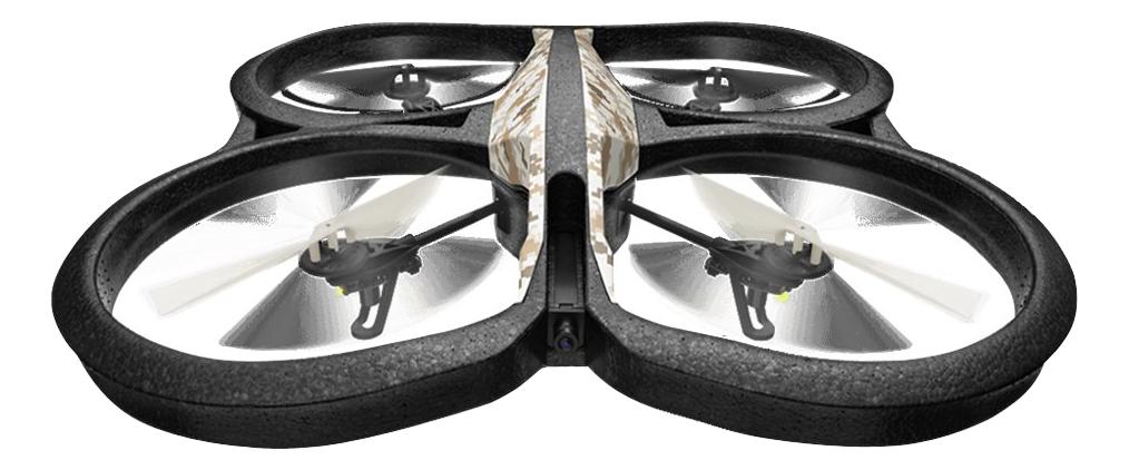 Parrot PF721800BI Parrot AR.Drone 2.0 Elite Edition Sand