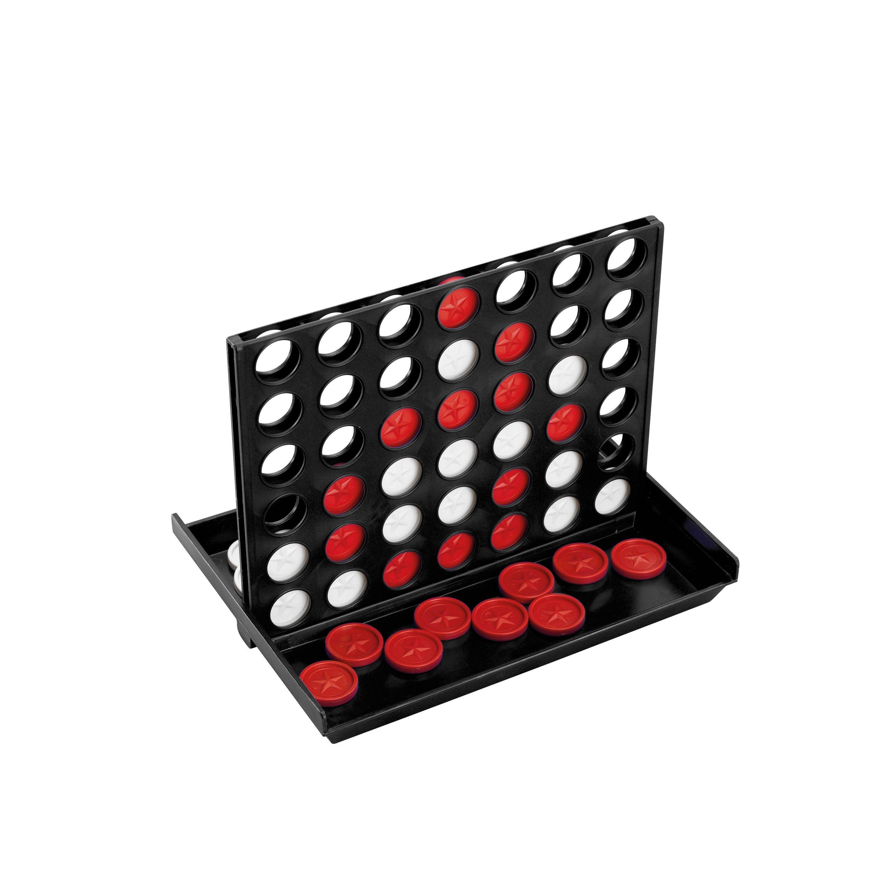 38018939  Spill 4 på rad ALGA sort