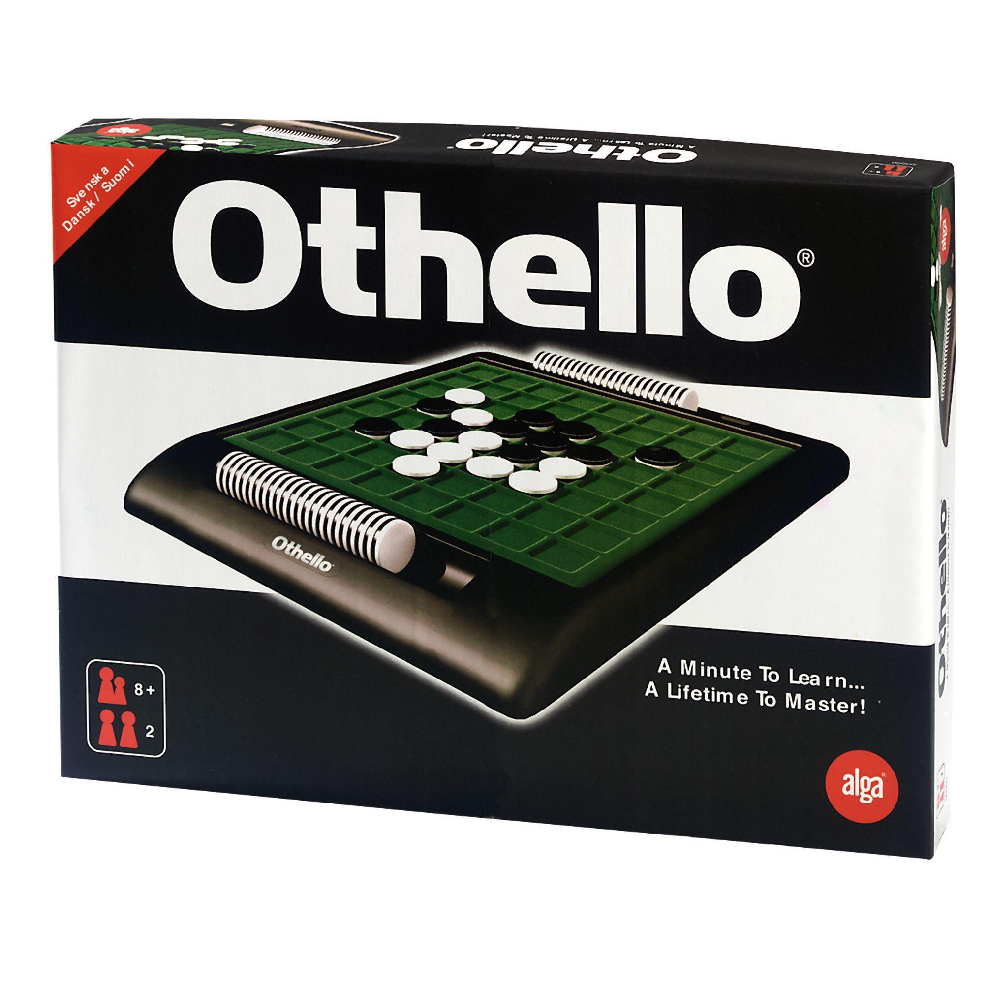 9504908000  Spill Othello fra 8 år