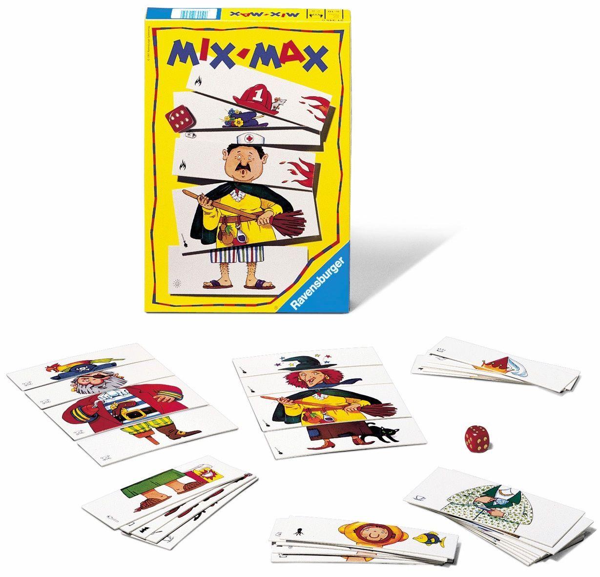 8213658  Spill Mix Max