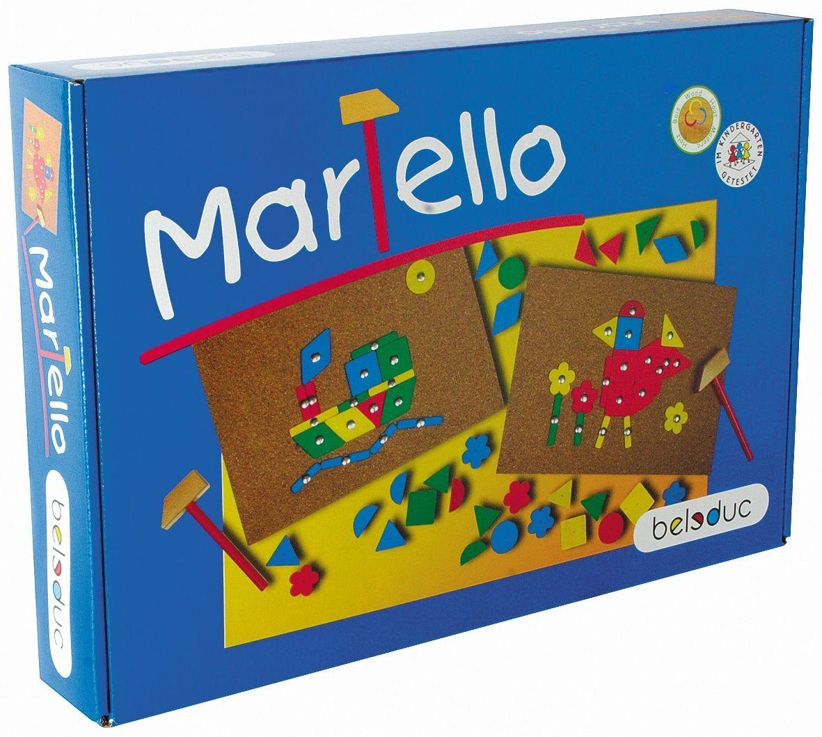22383  Spikermosaikk Martello