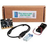 BBC micro:bit Starter Kit - microbit Inkl USB-kabel + batteri med holder