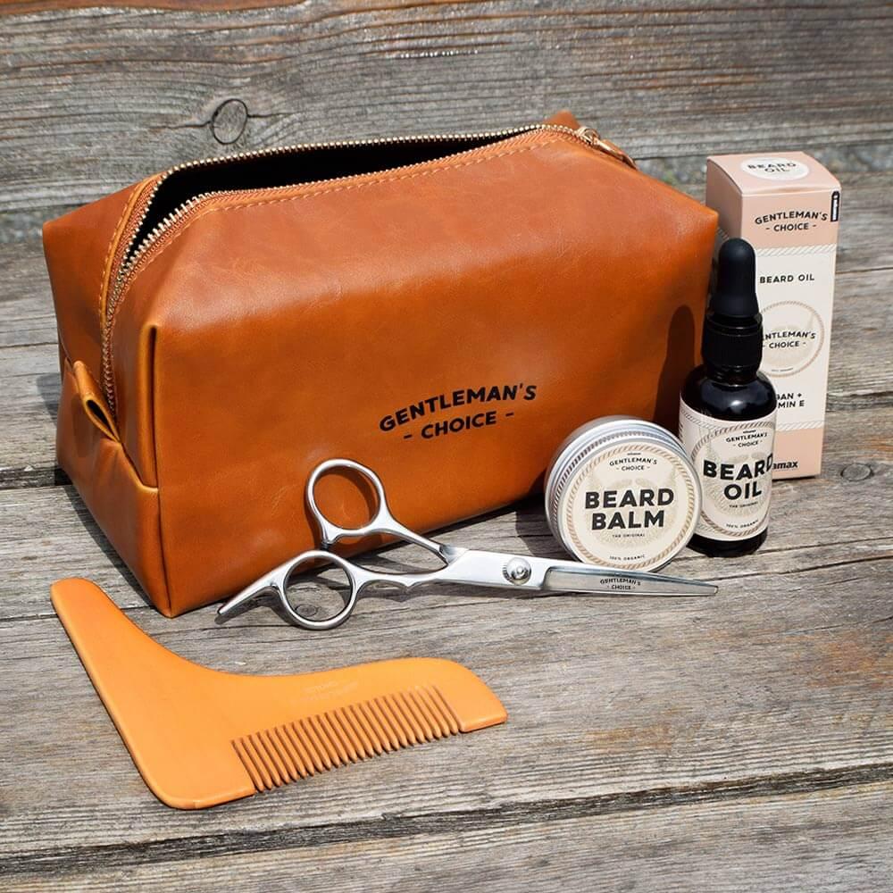 Beard Grooming Kit - Deluxe Edition Gentleman's Choice