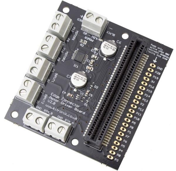 Motor Driver Board til micro:bit V2