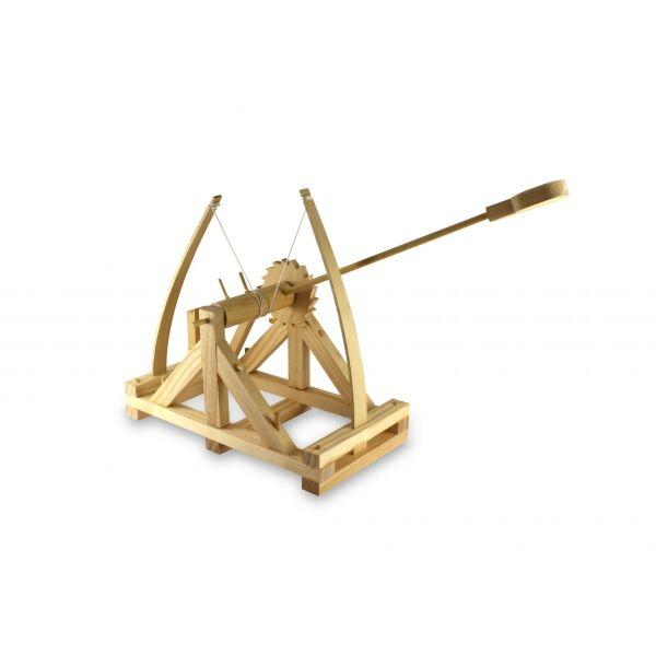 Da Vinci Katapult Byggesett 41cm høy! Bygg din egen fungerende katapult!