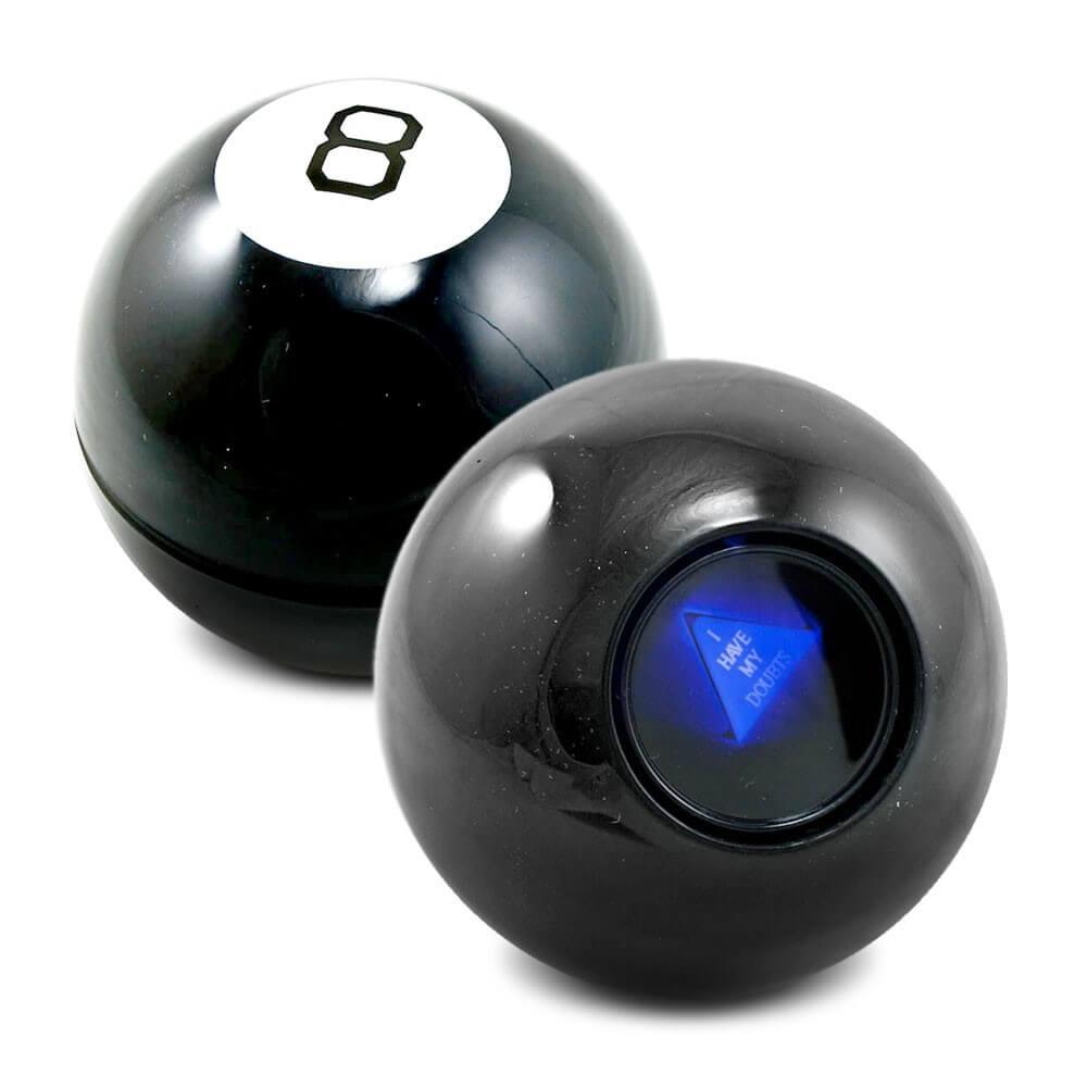 Magic 8 Ball - Klassikeren Mystic 8 Ball