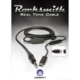 Rocksmith Real Tone Cable Ekstra kabel til PS4,PC, PS3 og Xbox 360