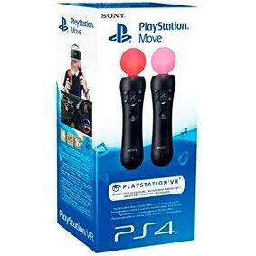Sony Move Controller DoublePack PS4 2 Stk. Playstation Move håndkontroll