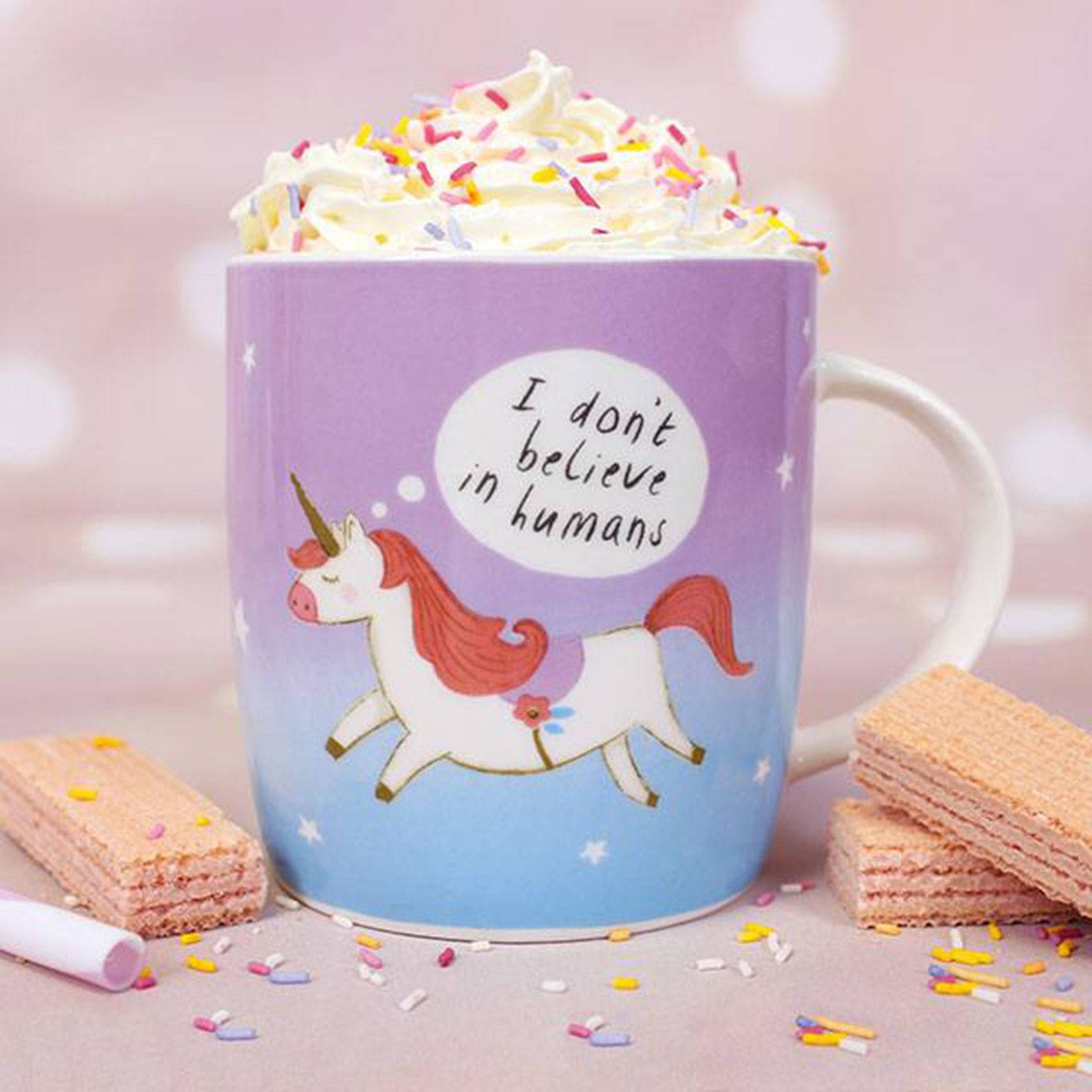Unicorn Kopp I Dont Believe in Humans