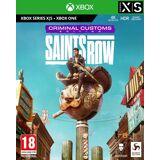 Deep Silver Saints Row Criminal Customs Edition Xbox