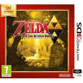 Legend of Zelda Link Between Worlds 3DS
