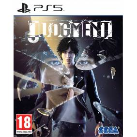 Atlus Judgment PS5