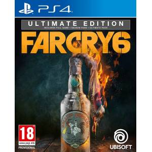 UbiSoft Far Cry 6 Ultimate Edition PS4