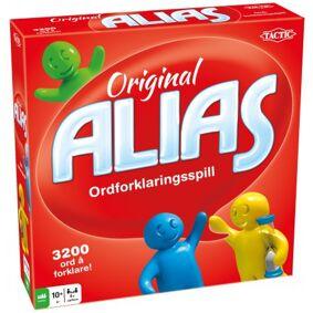Alias Brettspill Original Terningkast 5 i VG!
