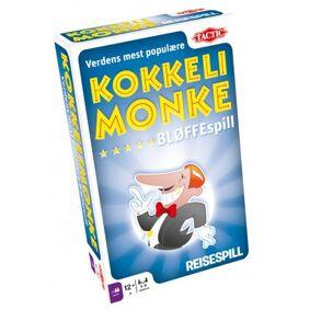 Kokkelimonke Travel Brettspill Reisespill