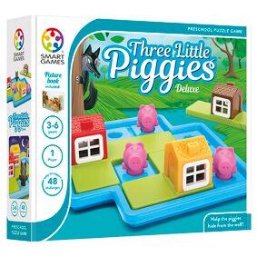 Tre små griser Three Little Piggies Nominert til