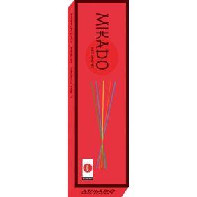 Mikado Pinnespill med Magnet Pinner i forskjellige farger, plastikk